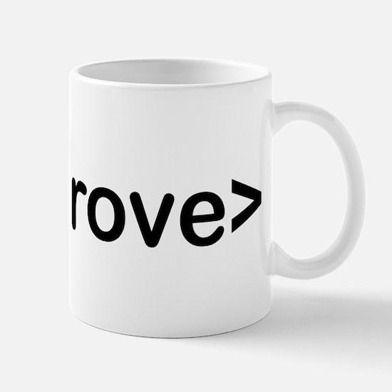 </karl rove> end karl rove Mug