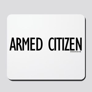Armed Citizen Mousepad