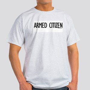 Armed Citizen Light T-Shirt