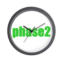 Phase 2 Wall Clock