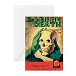 """Greeting (10)-""""The Green Death"""""""