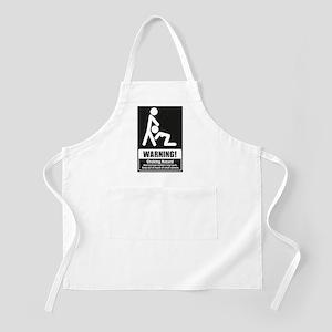 Warning Choking Hazard BBQ Apron