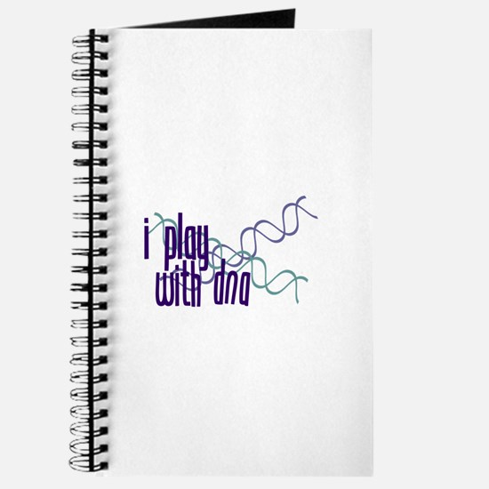 I Play with DNA Journal