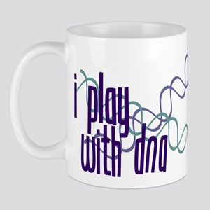 I Play with DNA Mug