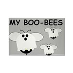 MY BOO-BEES Rectangle Magnet (10 pack)