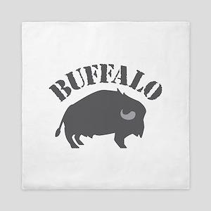 Buffalo Design Queen Duvet