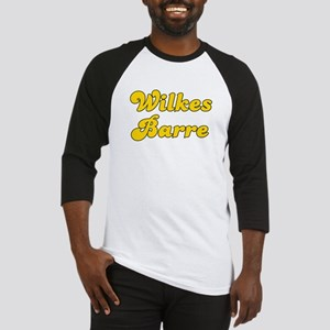 Retro Wilkes Barre (Gold) Baseball Jersey