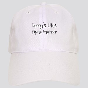 Daddy's Little Piping Engineer Cap