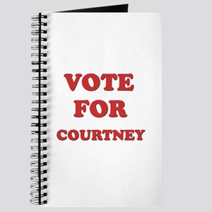 Vote for COURTNEY Journal