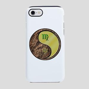 Virgo & Metal Monkey iPhone 8/7 Tough Case