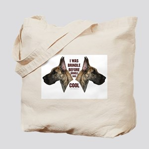 Brindle is Cool Tote Bag