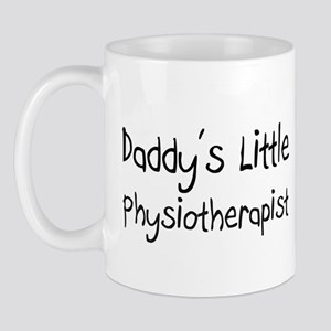 Daddy's Little Physiotherapist Mug