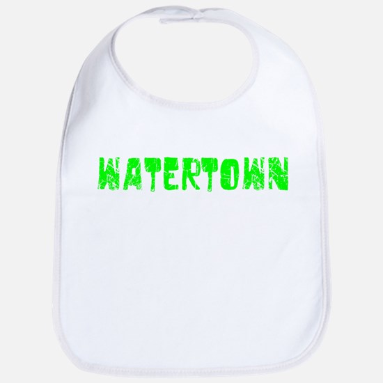 Watertown Faded (Green) Bib
