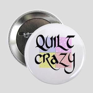 Quilt Crazy Button