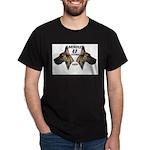 Dagmar's Brindle University Dark T-Shirt