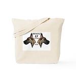 Dagmar's Brindle University Tote Bag