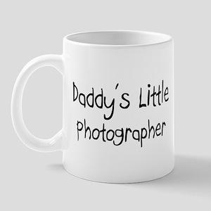 Daddy's Little Photographer Mug