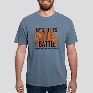 My Battle Too (Sister) Orange T-Shirt