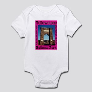 Roosevelt Arch Infant Creeper