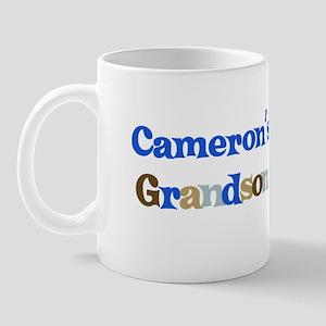 Cameron's Grandson Mug