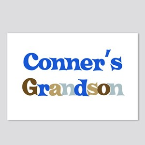 Conner's Grandson Postcards (Package of 8)