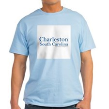 Charleston, SC Light T-Shirt