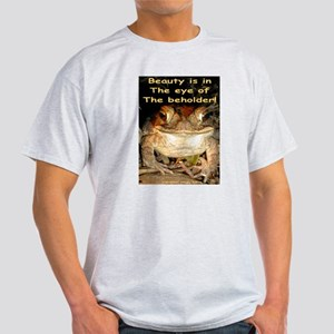Beautiful Toad Ash Grey T-Shirt