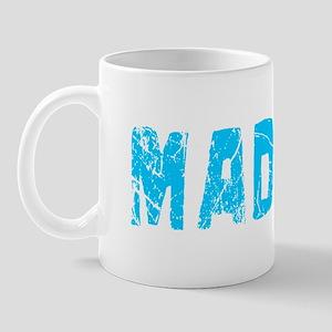 Madrid Faded (Blue) Mug