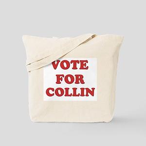 Vote for COLLIN Tote Bag