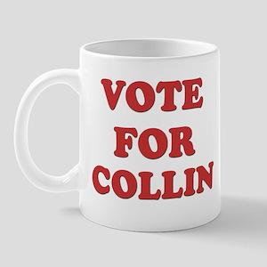 Vote for COLLIN Mug