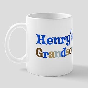 Henry's Grandson Mug