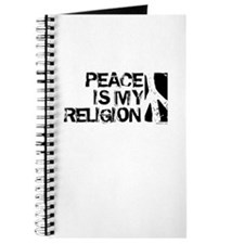 Peace is my Religion. Journal