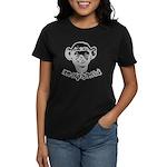 Monkey shirts Women's Dark T-Shirt