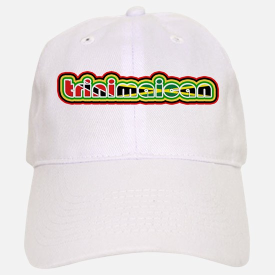TriniMaican Baseball Baseball Cap