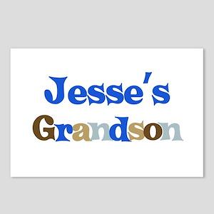 Jesse's Grandson Postcards (Package of 8)
