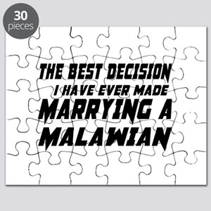 Marrying Malawi Country Puzzle