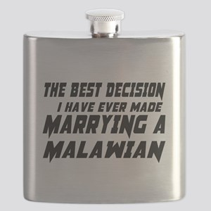 Marrying Malawi Country Flask
