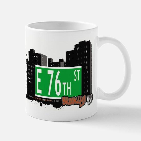 E 76th STREET, BROOKLYN, NYC Mug