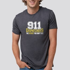 911 Dispatcher Heroes T-Shirt