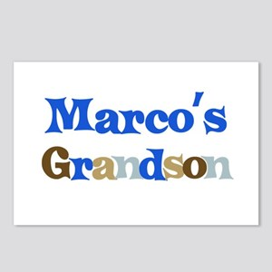 Marco's Grandson Postcards (Package of 8)