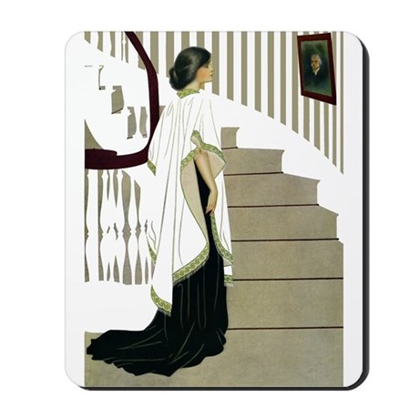 Memory by Coles Phillips Mousepad