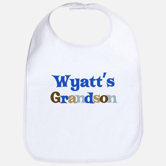 Wyatt's Grandson Bib
