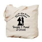 Need a Drink Hen Party Tote Bag