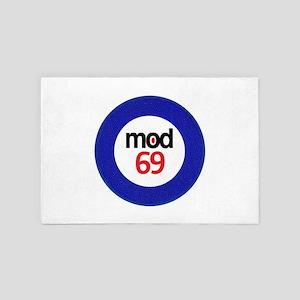 Mod 69 4' x 6' Rug