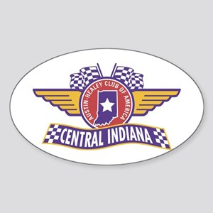CIAHC Oval Sticker