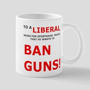 Liberal Dictionary Mug