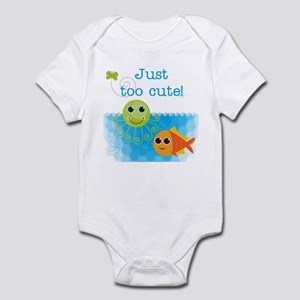 Just Too Cute Infant Body Suit