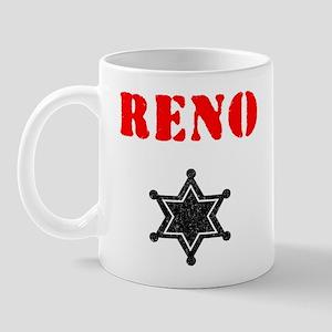 Reno 911 Mug