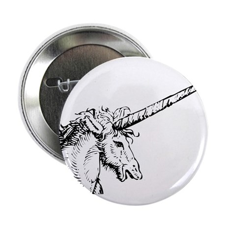 "Unicorn #7 2.25"" Button (10 pack)"
