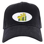 Jamaica Bobsled Black Cap